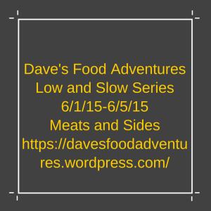 Dave's Food Adventures